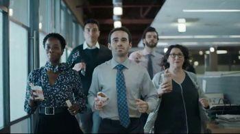 Dunkin' Donuts Dunkin' Run Menu TV Spot, 'Triumphing' - Thumbnail 2