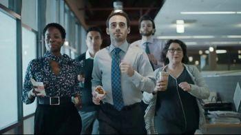 Dunkin' Donuts Dunkin' Run Menu TV Spot, 'Triumphing' - 15 commercial airings