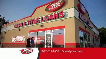 Speedy Cash Title Loans TV Spot, 'Keep Your Keys, Keep Your Car' - Thumbnail 1