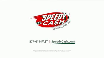 Speedy Cash Title Loans TV Spot, 'Keep Your Keys, Keep Your Car' - Thumbnail 10