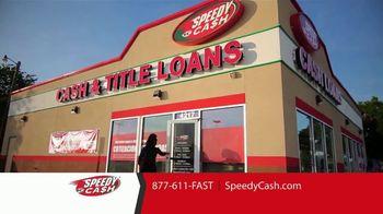 Speedy Cash Title Loans TV Spot, 'Keep Your Keys, Keep Your Car' - Thumbnail 2