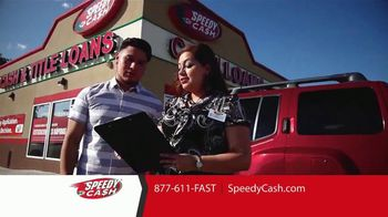 Speedy Cash Title Loans TV Spot, 'Keep Your Keys, Keep Your Car' - Thumbnail 8