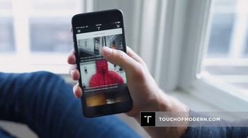 Touch of Modern TV Spot, 'Attainable: $25 Credit' - Thumbnail 4