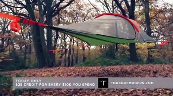 Touch of Modern TV Spot, 'Attainable: $25 Credit' - Thumbnail 8