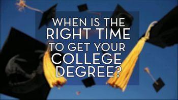 National American University TV Spot, 'The Right Time' - Thumbnail 1
