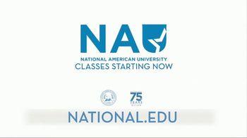 National American University TV Spot, 'The Right Time' - Thumbnail 10