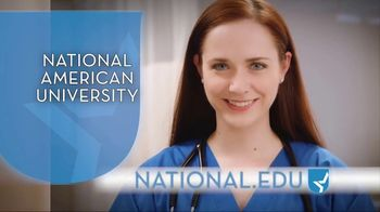 National American University TV Spot, 'The Right Time'