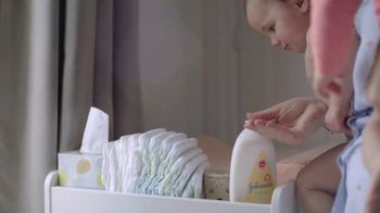 Johnson's Baby TV Spot, 'Gentle Means Everything'