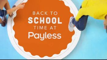 Payless Shoe Source TV Spot, 'Back-to-School With Payless' - Thumbnail 2
