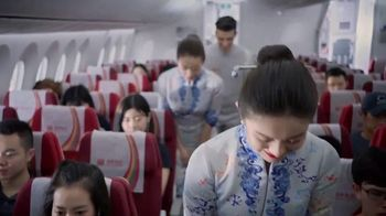 Hainan Airlines TV Spot, 'Hai Time to Travel, Fly Your Dreams' - Thumbnail 7