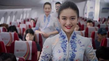 Hainan Airlines TV Spot, 'Hai Time to Travel, Fly Your Dreams' - Thumbnail 8