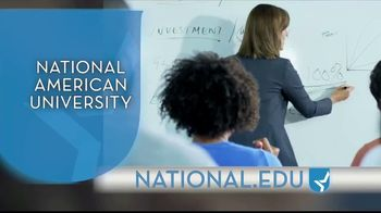 National American University TV Spot, 'All in Your Grasp'
