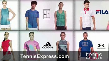 Tennis Express TV Spot, 'Style to Match Your Game' - Thumbnail 2