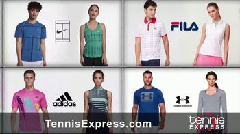 Tennis Express TV Spot, 'Style to Match Your Game' - Thumbnail 3