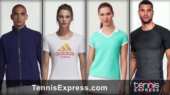 Tennis Express TV Spot, 'Style to Match Your Game' - Thumbnail 6