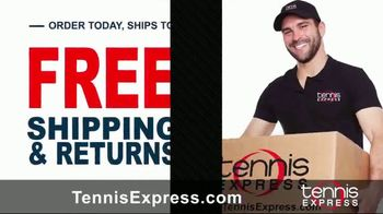 Tennis Express TV Spot, 'Style to Match Your Game' - Thumbnail 7