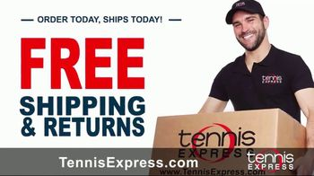 Tennis Express TV Spot, 'Style to Match Your Game' - Thumbnail 8