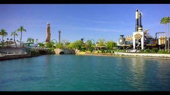 Universal Orlando Resort Aventura Hotel TV Spot, 'Moderno' [Spanish] - Thumbnail 1