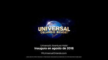 Universal Orlando Resort Aventura Hotel TV Spot, 'Moderno' [Spanish] - Thumbnail 9