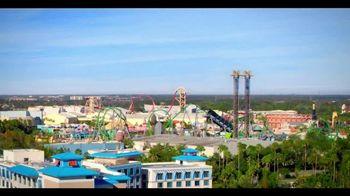 Universal Orlando Resort Aventura Hotel TV Spot, 'Moderno' [Spanish] - Thumbnail 3