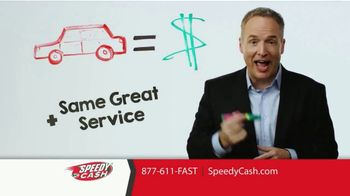 Speedy Cash TV Spot, 'Get More Cash'