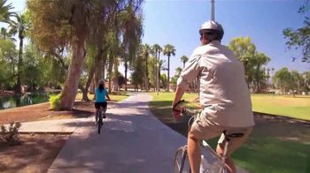 AARP Services, Inc. TV Spot, 'Phoenix: National Bike to Work Day'