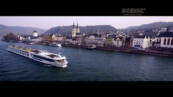 Scenic TV Spot, 'Fly Free to Europe in 2019' - Thumbnail 1