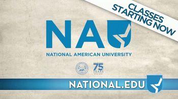 National American University TV Spot, 'Make Things Happen Time' - Thumbnail 10