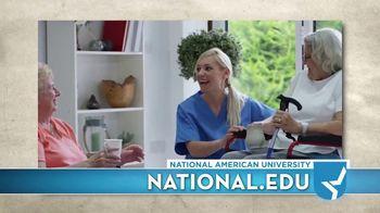 National American University TV Spot, 'Make Things Happen Time'