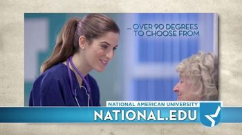 National American University TV Spot, 'Make Things Happen Time' - Thumbnail 7