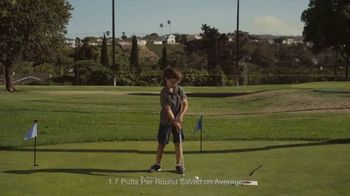 TPK Golf The Putting Stick TV Spot, 'Get Your Stroke on Track' - Thumbnail 9