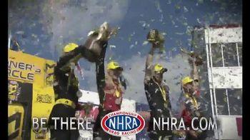 NHRA TV Spot, 'Top Spots' - Thumbnail 4