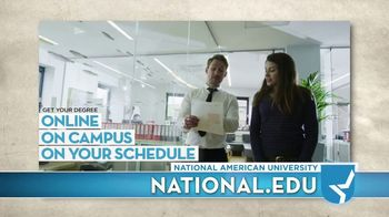 National American University TV Spot, 'On Your Schedule' - Thumbnail 8