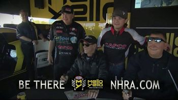 NHRA TV Spot, 'Making a Legend: 2018 Gatornationals' - Thumbnail 9