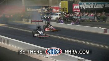 NHRA TV Spot, 'Making a Legend: 2018 Gatornationals' - Thumbnail 4