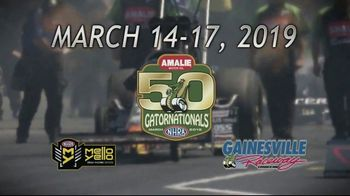 NHRA TV Spot, 'Making a Legend: 2018 Gatornationals' - Thumbnail 7