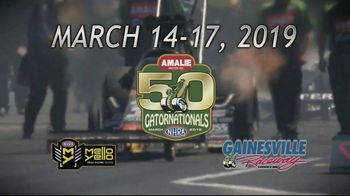 NHRA TV Spot, 'Making a Legend: 2018 Gatornationals' - Thumbnail 8
