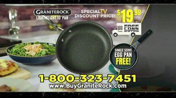 Granite Rock Pan TV Spot, 'Sticky Pans: Free Single Serve Egg Pan' - Thumbnail 10