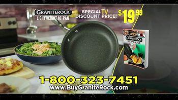 Granite Rock Pan TV Spot, 'Sticky Pans: Free Single Serve Egg Pan' - Thumbnail 8