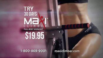 MaxiClimber TV Spot, 'Climb Your Way to a Better You' - Thumbnail 6