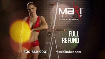MaxiClimber TV Spot, 'Climb Your Way to a Better You' - Thumbnail 7