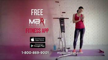MaxiClimber TV Spot, 'Climb Your Way to a Better You' - Thumbnail 8