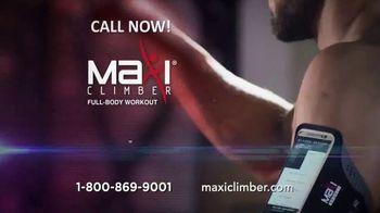 MaxiClimber TV Spot, 'Climb Your Way to a Better You' - Thumbnail 9