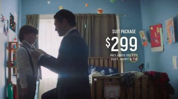 Men's Wearhouse Father's Day Stock Up Event TV Spot, 'Suit Packages' - Thumbnail 5