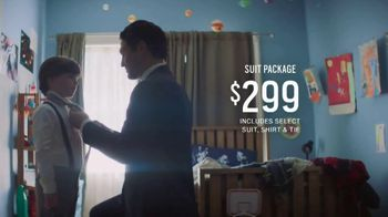 Men's Wearhouse Father's Day Stock Up Event TV Spot, 'Suit Packages' - Thumbnail 6