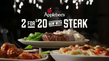 Applebee's 2 for $20 TV Spot, 'How Do You Like Me Now?!' Song by Toby Keith - Thumbnail 9