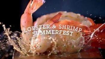 Red Lobster Lobster & Shrimp Summerfest TV Spot, 'Have Your Lobster' - Thumbnail 1