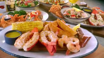 Red Lobster Lobster & Shrimp Summerfest TV Spot, \'Have Your Lobster\'