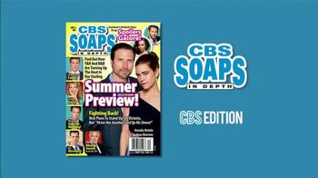 CBS Soaps in Depth TV Spot, 'Young & Restless: Summer Preview' - Thumbnail 2