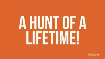 Federal Premium Flyway Frenzy Sweepstakes TV Spot, 'Hunt of a Lifetime!' - 14 commercial airings